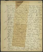 May Bragdon Diary, March 9, 1900 – March 16, 1900, p. 137
