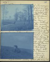 Occluded Image of May Bragdon Diary, May 29, 1893 – May 30, 1893, p. 97