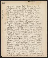 May Bragdon Diary, April 13, 1900 – April 17, 1900, p. 142