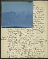 Occluded Image of May Bragdon Diary, May 30, 1893 – June 1, 1893, p. 97