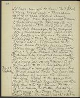 May Bragdon Diary, June 2, 1893 – June 3, 1893, p. 98
