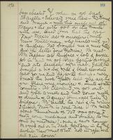 May Bragdon Diary, June 3, 1893, p. 99