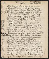 May Bragdon Diary, June 28, 1900 – July 4, 1900, p. 156