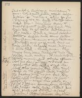 May Bragdon Diary, July 26, 1900 – July 27, 1900, p. 172