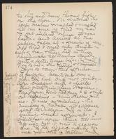 May Bragdon Diary, July 27, 1900 – July 28, 1900, p. 174