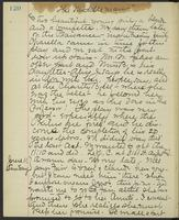 May Bragdon Diary, June 10, 1893 – June 11, 1893, p. 120