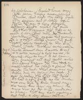 May Bragdon Diary, August 2, 1900 – August 3, 1900, p. 188