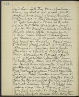 May Bragdon Diary, June 12, 1893, p. 122