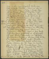 May Bragdon Diary, October 15, 1900 – October 21, 1900, p. 208