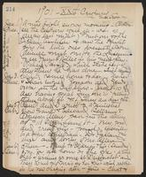 May Bragdon Diary, January 1, 1901 – January 6, 1901, p. 214