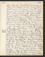 May Bragdon Diary, June 23, 1893 – June 24, 1893, p. 141