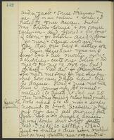 May Bragdon Diary, June 24, 1893 – June 25, 1893, p. 142