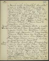 May Bragdon Diary, June 26, 1893 – June 28, 1893, p. 145