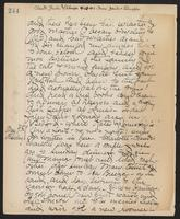 May Bragdon Diary, April 10, 1901 – May 9, 1901, p. 244