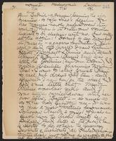 May Bragdon Diary, May 1, 1901 – May 9, 1901, p. 245