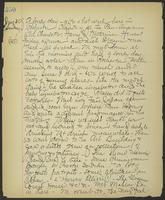 May Bragdon Diary, June 28, 1901 – June 30, 1901, p. 250