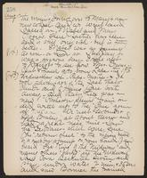 May Bragdon Diary, August 10, 1901 – August 19, 1901, p. 258