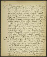 May Bragdon Diary, August 18, 1901 – August 19, 1901, p. 261