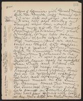 May Bragdon Diary, August 23, 1901 – August 24, 1901, p. 269