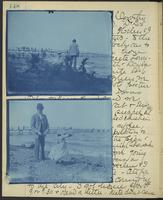 Occluded Image of May Bragdon Diary, July 1, 1893, p. 148