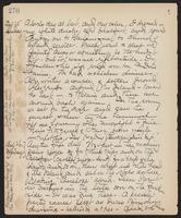 May Bragdon Diary, August 25, 1901 – August 26, 1901, p. 270