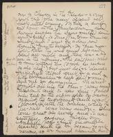 May Bragdon Diary, August 29, 1901 – August 30, 1901, p. 277