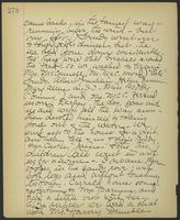 May Bragdon Diary, August 30, 1901, p. 278