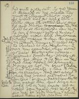May Bragdon Diary, July 6, 1893 – July 8, 1893, p. 153