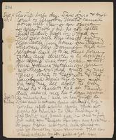 May Bragdon Diary, September 4, 1901 – September 13, 1901, p. 284