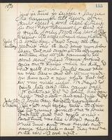May Bragdon Diary, July 8, 1893 – July 10, 1893, p. 155
