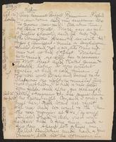 May Bragdon Diary, October 12, 1901 – November 9, 1901, p. 288