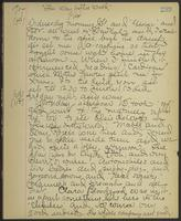 May Bragdon Diary, January 8, 1902 – January 11, 1902, p. 299