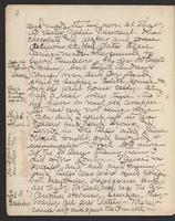 May Bragdon Diary, January 26, 1902 – February 9, 1902, p. 2
