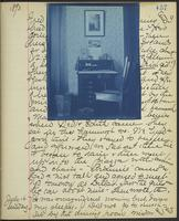 Occluded Image of May Bragdon Diary, July 15, 1893 – July 16, 1893, p. 157