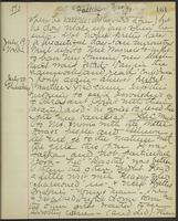May Bragdon Diary, July 18, 1893 – July 20, 1893, p. 161