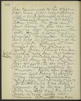 May Bragdon Diary, July 20, 1893 – July 21, 1893, p. 162