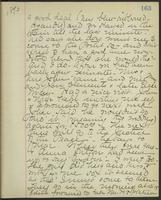 May Bragdon Diary, July 21, 1893, p. 163
