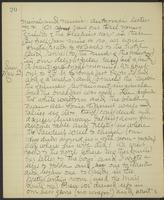 May Bragdon Diary, March 22, 1902 – March 23, 1902, p. 20