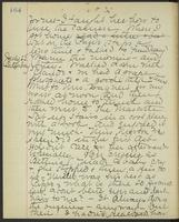 May Bragdon Diary, July 21, 1893 – July 22, 1893, p. 164