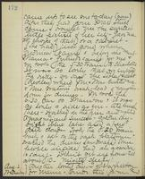 May Bragdon Diary, August 1, 1893 – August 2, 1893, p. 172
