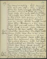 May Bragdon Diary, August 2, 1893 – August 4, 1893, p. 173