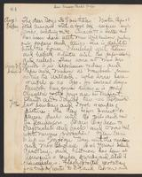 May Bragdon Diary, July 27, 1902 – August 3, 1902, p. 64