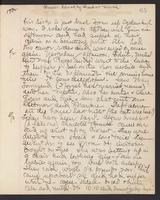 May Bragdon Diary, August 2, 1902 – August 3, 1902, p. 65