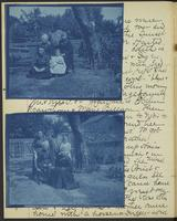 Occluded Image of May Bragdon Diary, August 12, 1893 – August 13, 1893, p. 180