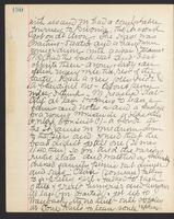 May Bragdon Diary, August 26, 1893, p. 190