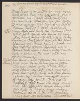 May Bragdon Diary, October 11, 1902 – October 30, 1902, p. 102