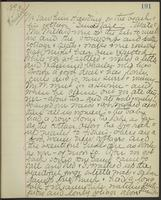 May Bragdon Diary, August 26, 1893, p. 191