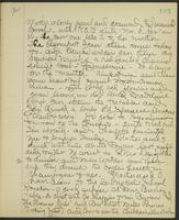 May Bragdon Diary, October 30, 1902 – November 3, 1902, p. 103