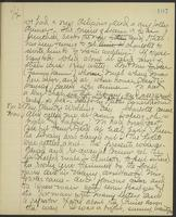 May Bragdon Diary, November 2, 1902 – November 3, 1902, p. 107