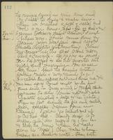 May Bragdon Diary, November 3, 1902 – November 6, 1902, p. 112